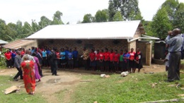 Bwambara Secondary School new washroom presentation.JPG