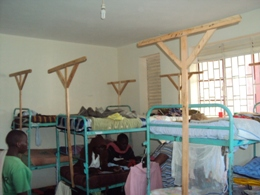 Mosquito nets-bed frames